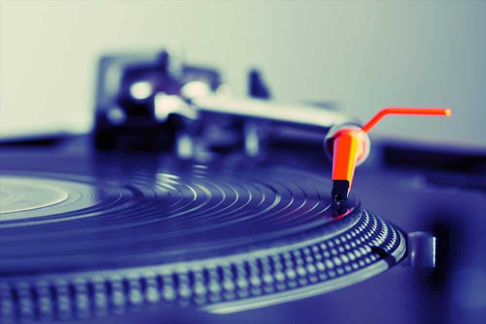 Technics SL1210 - LDC Radio - Leeds No.1 Dance Music FM Radio Station-