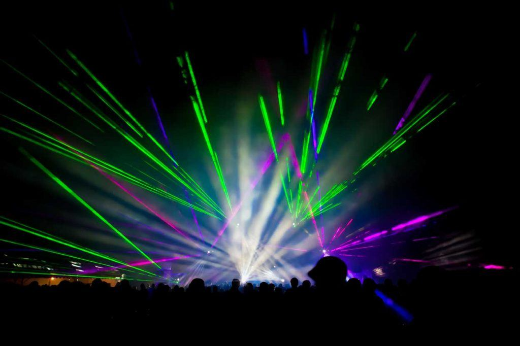 Laser Light - LDC Radio - Leeds No.1 Dance Music FM Radio Station