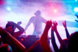DJ Profile background - LDC Radio - Leeds No.1 Dance Music FM Radio Station