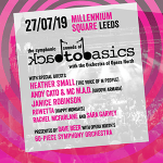 Symphonic Sounds of Back to Basics 2019 - LDC Radio - Leeds No.1 Dance Music FM Radio Station