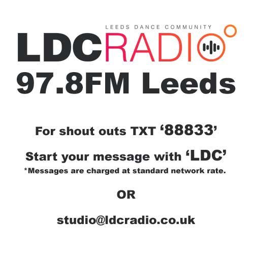LDC-Shout-outs-and-txt - LDC Radio - Leeds No.1 Dance Music FM Radio Station