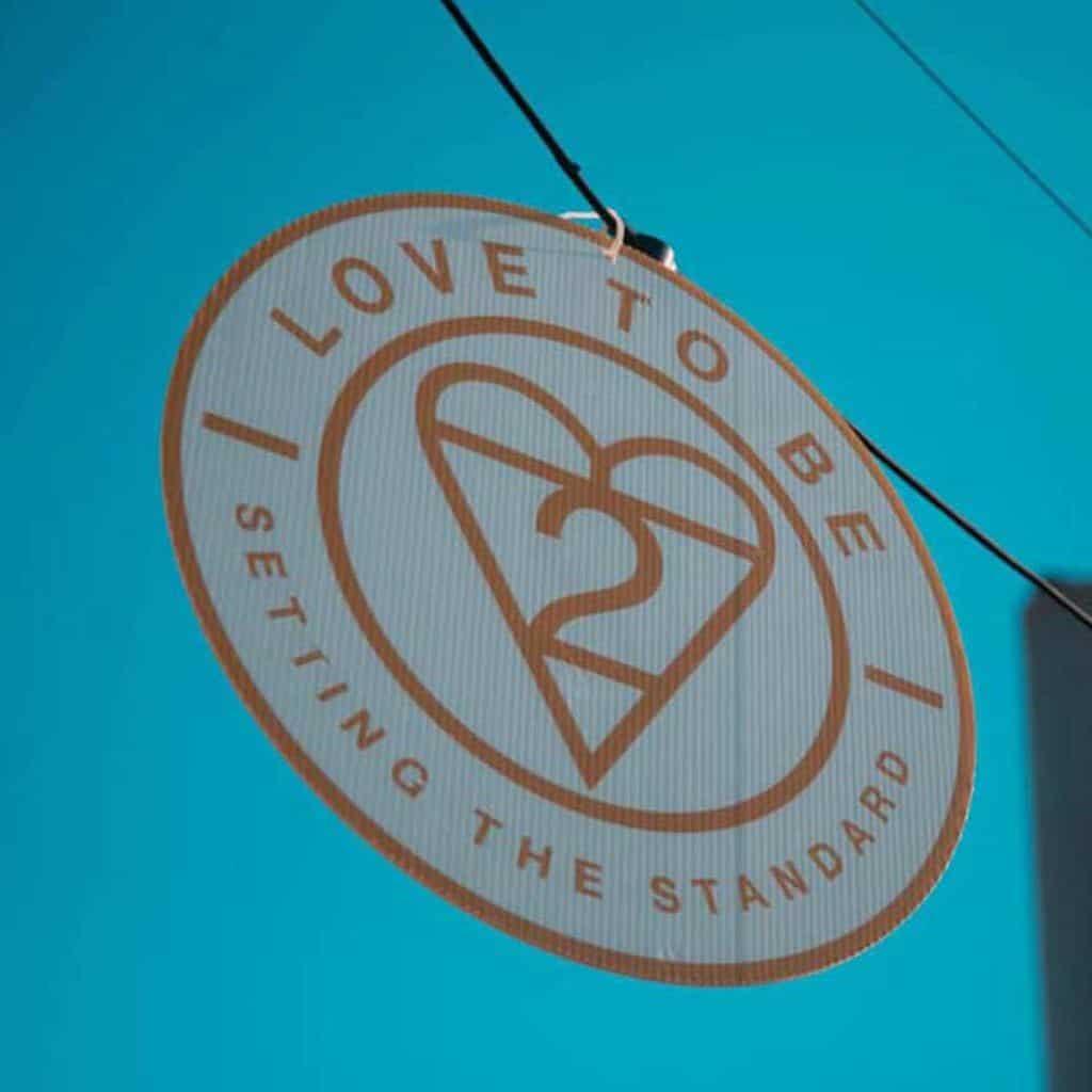 Love to be... banner - LDC Radio - Leeds No.1 Dance Music FM Radio Station
