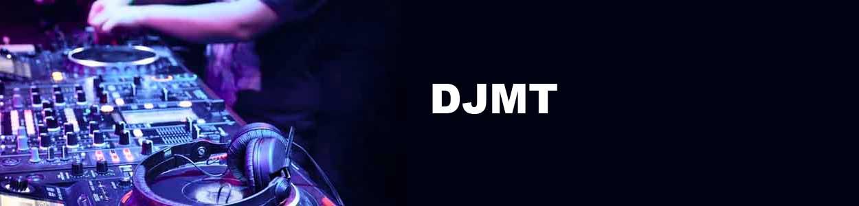 DJMT profile banner - LDC Radio - Leeds No.1 Dance Music FM Radio Station