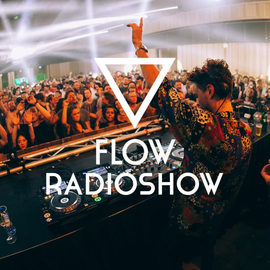 Flow Radio show SQ banner - LDC Radio - Leeds No.1 Dance Music FM Radio Station