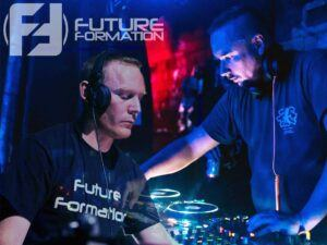 Future Formation playing out 2 - LDC Radio - Leeds No.1 Dance Music FM Radio Station