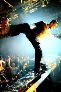 Mark EG Anarchy - LDC Radio - Leeds No.1 Dance Music FM Radio Station
