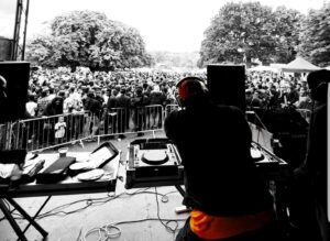 Marvin Swiftfingers G playing out - LDC Radio - Leeds No.1 Dance Music FM Radio Station