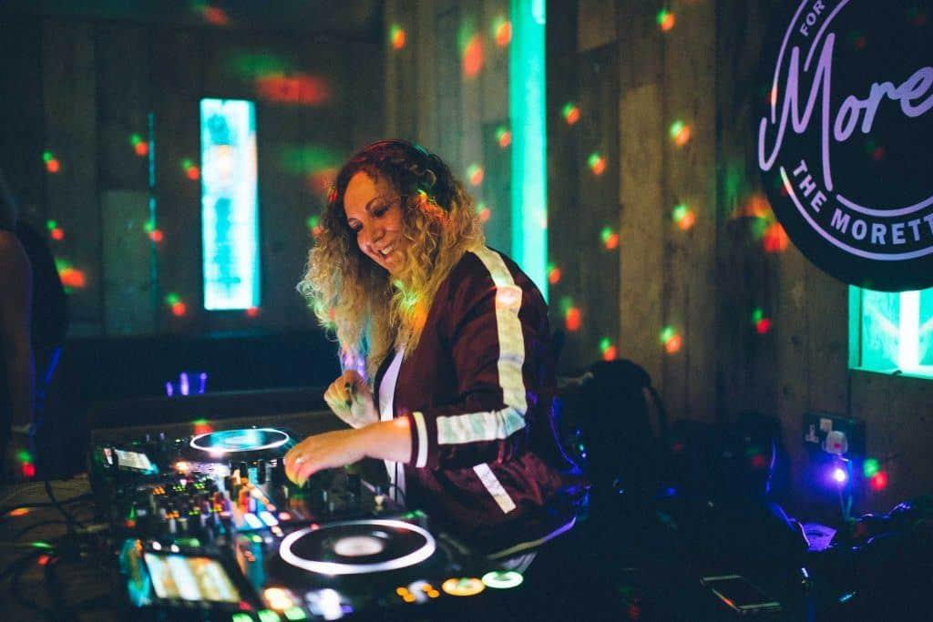 Gina Moretti - LDC Radio - Leeds No.1 Dance Music FM Radio Station