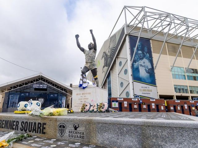 SIMON RIX: Elland Road looms like an empty mothership – and we all miss it
