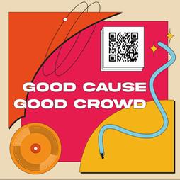 Good Cause Good Crowd: Sit Down Soiree