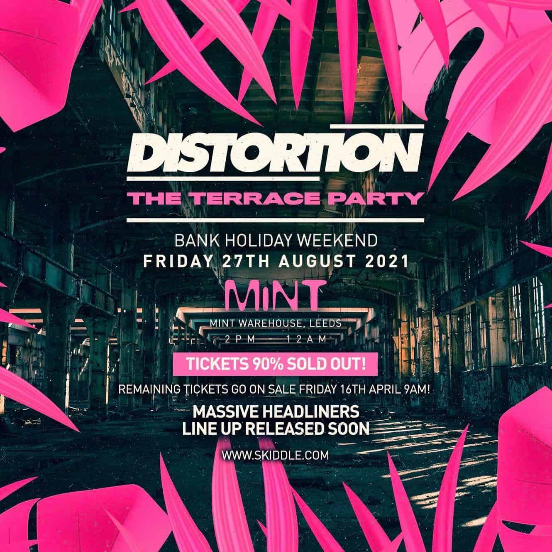 Distortion - LDC Radio - Leeds No.1 Dance Music FM Radio Station