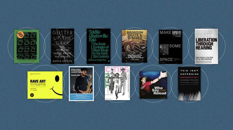 11 ESSENTIAL NEW BOOKS ABOUT ELECTRONIC MUSIC- LDC Radio - Leeds No.1 Dance Music FM Radio Station