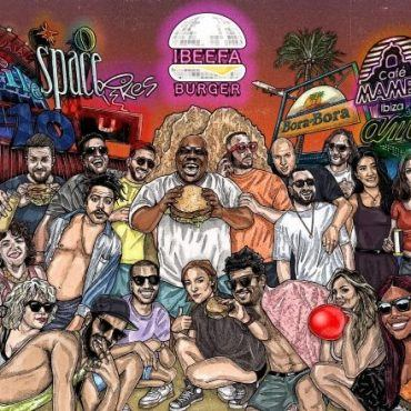 A DANCE MUSIC THEMED GOURMET BURGER JOINT HAS OPENED IN IBIZA - LDC Radio -Leeds No.1 Dance Music FM Radio Station